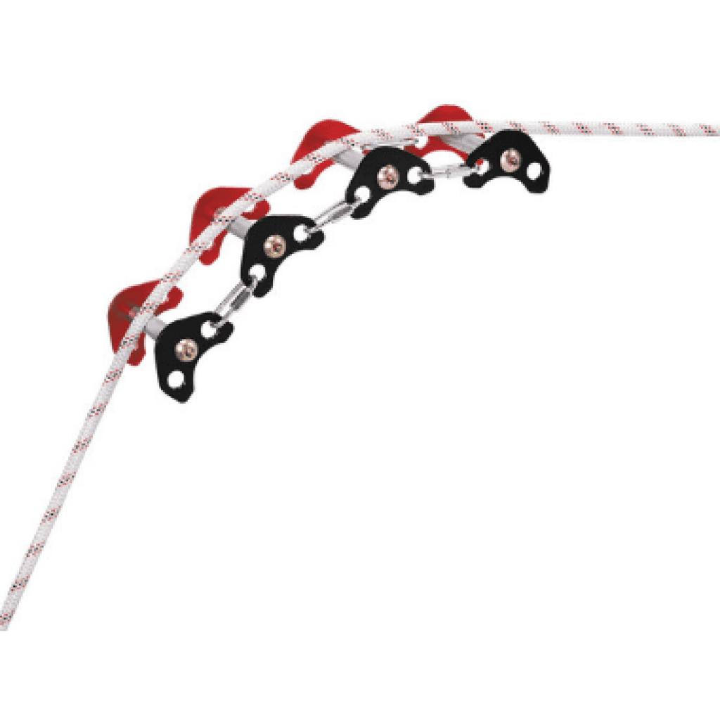 protector para cuerda petzl set caterpillar