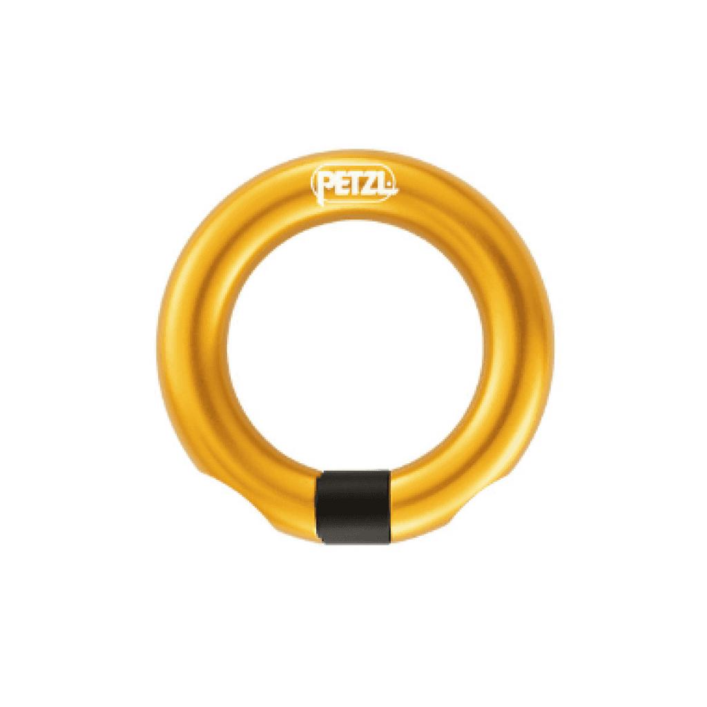 anclajes petzl open ring
