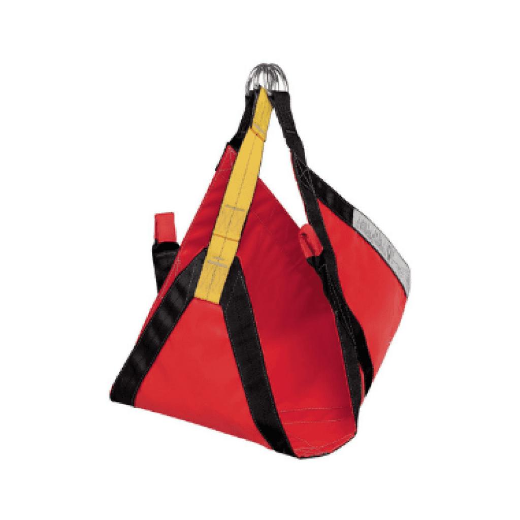 triangulo de evacuación petzl bermude