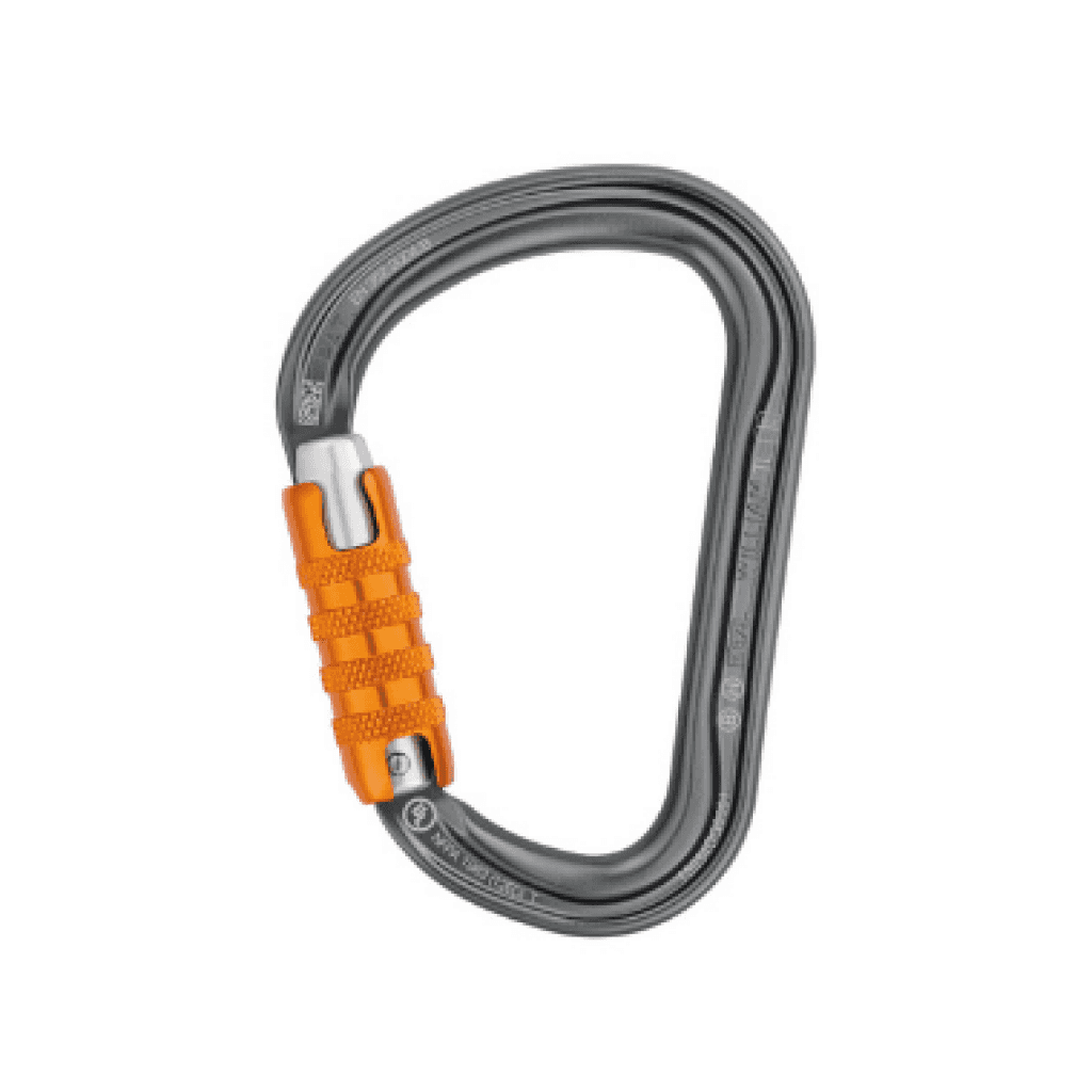 mosquetones petzl william