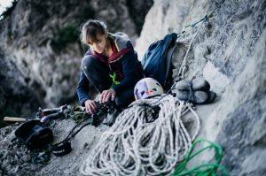 Todo lo que debes saber de las cuerdas para escalada